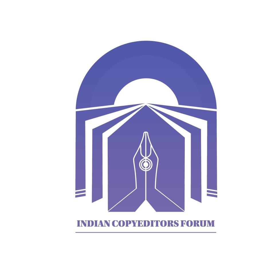 Indian Copyeditors Forum Logo 1