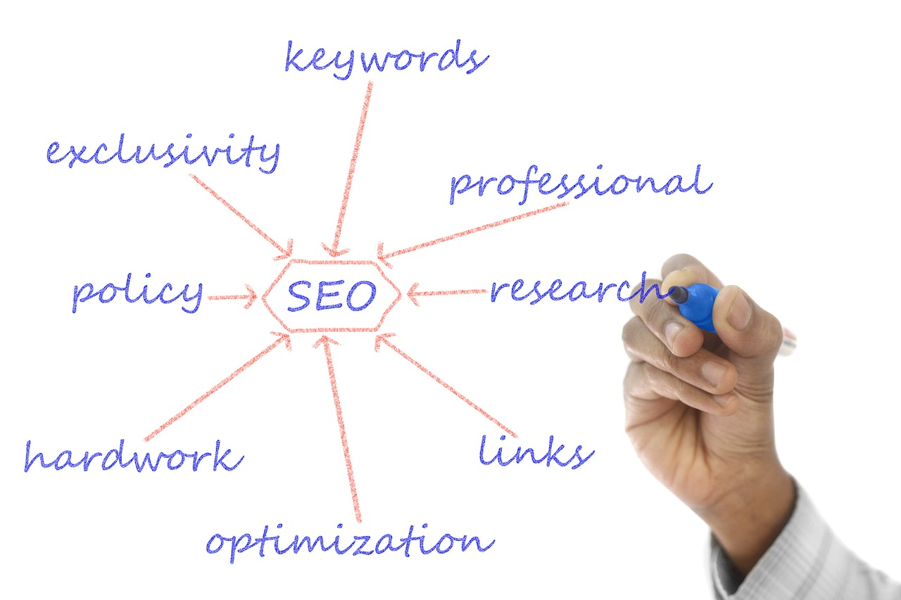 5 Benefits of working with an SEO expert 1