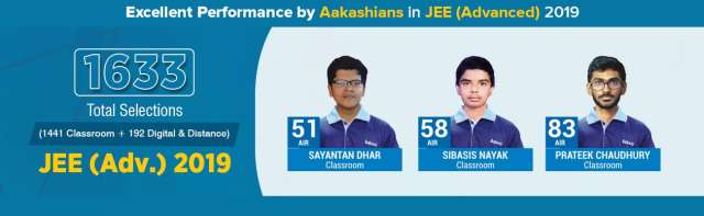 Aakash Institute Success