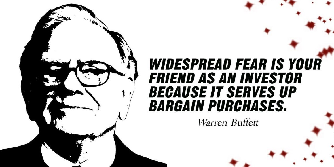 Warren Buffett Quote on Investment Portfolio