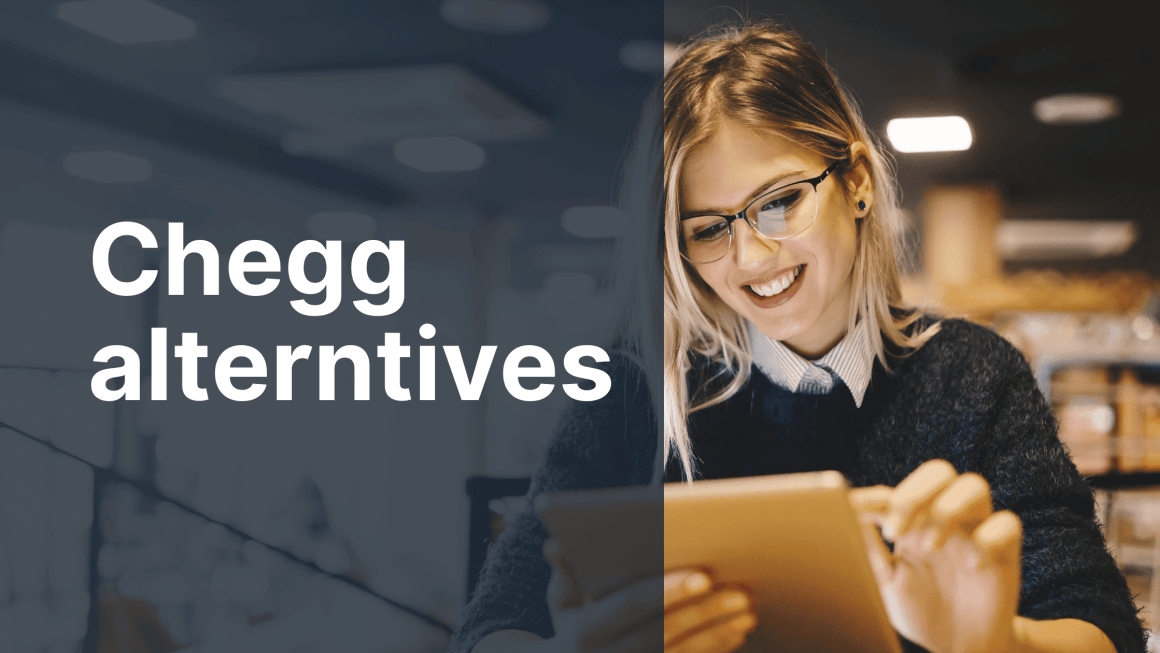 chegg alternatives banner