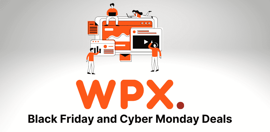 WPX Hosting Black Friday 2020 — Get 90% Off + 3 Months Free