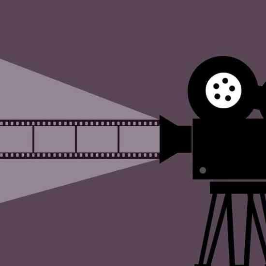 cinema, movie, camera