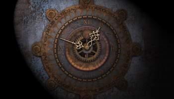 dial, gears, moondial