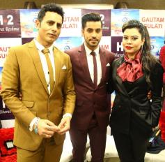 Bharat and Reshma Grover's 'Gauti Collection' Launch