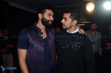 Gautam with Kunal Rawal