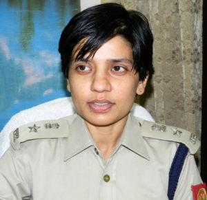 आईपीएस अधिकारी मंजिल सैनी