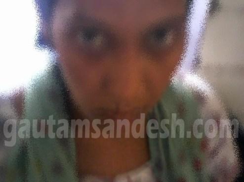 सपा विधायक की कोठी में बंधक रहने वाली यौन उत्पीड़न की शिकार किशोरी।