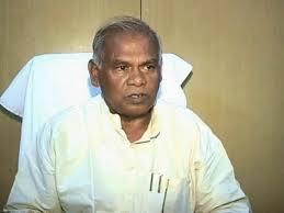 बिहार के मुख्यमंत्री जीतन राम मांझी