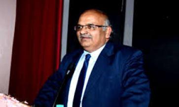 मुख्य सचिव आलोक रंजन