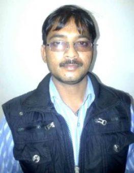 पत्रकार योगेन्द्र पाल सिंह