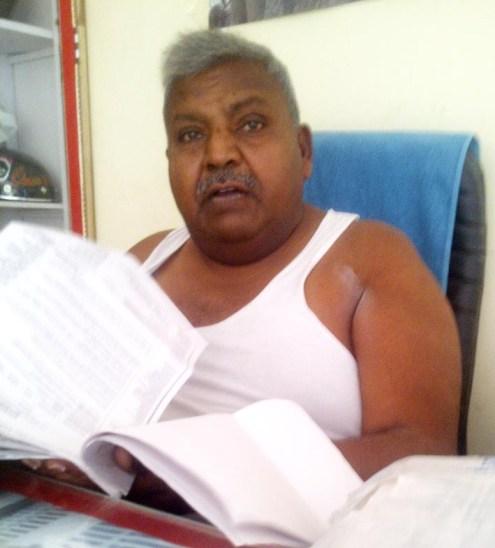 """योगेन्द्र कुमार """"कून्नू बाबू"""""""