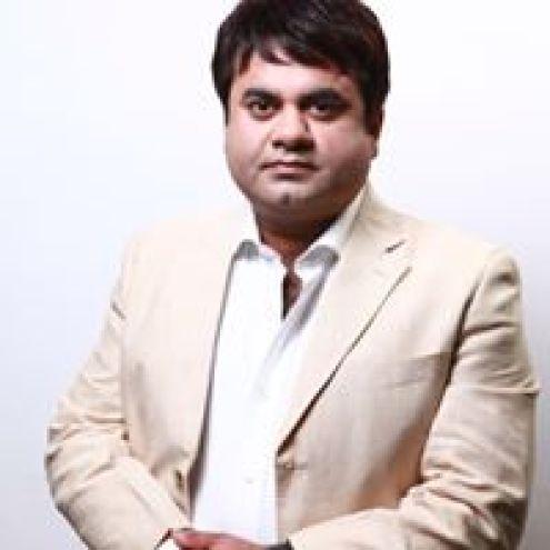 कथित स्टिंग ऑपरेशन करने वाले उमेश शर्मा।