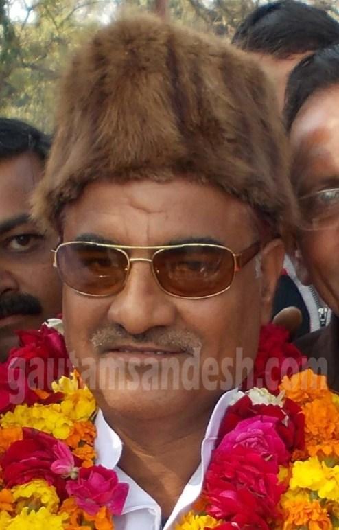 समाजवादी पार्टी के विधायक रामखिलाड़ी सिंह यादव