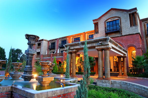 Pretoria Hotels  Velmore Hotel and Conference Centre