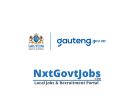 GPG Vacancies 2021 | Community Empowerment Centre jobs in Johannesburg GPG | Jobs in Gauteng