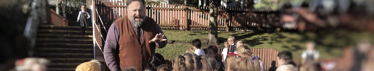 January Storytelling Offer For Schools