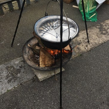 Outdoor Cooking and Storytelling!