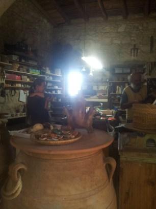 Atelier de poterie de Daniel