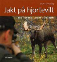 Bok: Jakt på hjortevilt - Elg, rådyr, hjort, villrein Image