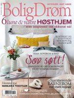 Abonnement på bladet BoligDrøm Image
