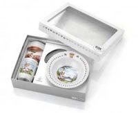 Barnekrus, grøtskål, tallerken - For prinser og prinsesser Image