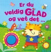 Bok - Er du veldig glad og vet det - ja, så klapp! Image