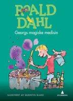 Bok - Georgs magiske medisin (Roald Dahl) Image