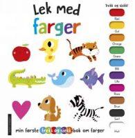 Bok - Lek med farger Image