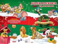 Bokgave - Disney Julekalender, 24 magiske bøker Image