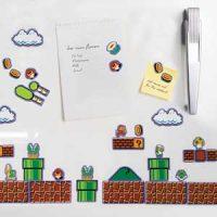 Bygg din egen Super Mario-bane på kjøleskapet! Image