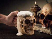 Dødninghodeseidelen Skull Mug Image