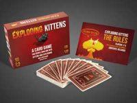 Exploding Kittens-kortspill Image