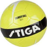 Fotball, Limegrønn/Hvit, Str 4 Image