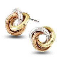 Gullørepynt Helendale - ringer Image