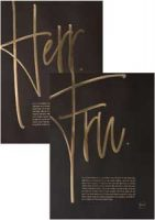 HERR og FRU gull posters Image