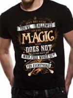 Harry Potter - Tryllestaver - T-skjorter Image
