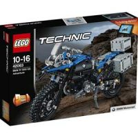 LEGO® Technic BMW R 1200 GS Adventure Image