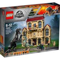 LEGO Jurrasic World® Indoraptor Rampage at Lockwood Estate Image