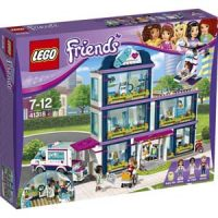 Lego Friendz Sykehuset i Heartlake Image