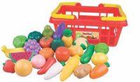 Lekemat, Frukt & Grønnsaker, 25 deler Image