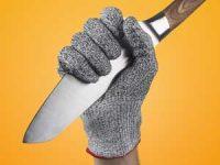 Skjæresikker Kjøkkenhanske Image