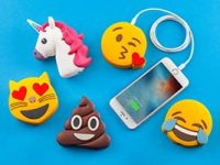 Spralla Smiley Powerbank Image