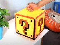 Super Mario Question Block Light Image
