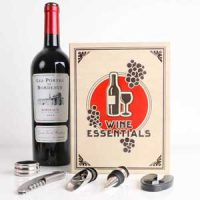 Vinsett - Wine Essentials (5 deler) Image