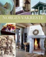 Bok: Norges vakreste fjellhytter Image
