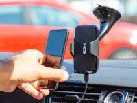 Vooni® trådløs lader til bil Image