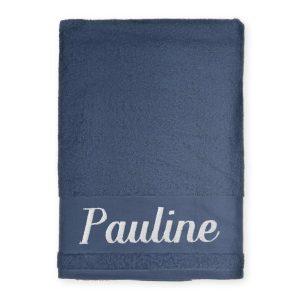 Badehåndkle med navn Image