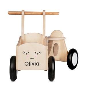 Lekebil med navn Image