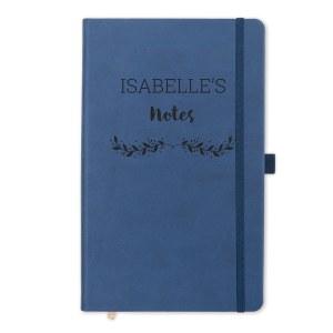 Notatbok med eget navn Image